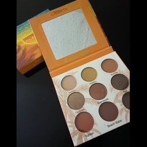 (NEW) Beauty Creations Cali Chic Eyeshadow Pallet